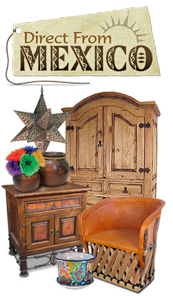Borderlands Trading Company Wholesale Mexican Furniture Rustic Decor