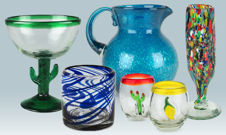 Mexican Glassware